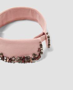 BEJEWELLED COLLAR-Jewellery-ACCESSORIES-WOMAN | ZARA United States