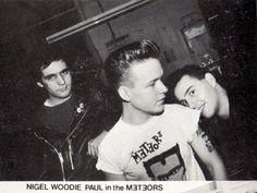 The Meteors (circa 1982)