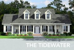 Tidewater   LGS Homebuilders Modular Homes (Patterson)
