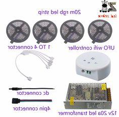 36.75$  Watch now - https://alitems.com/g/1e8d114494b01f4c715516525dc3e8/?i=5&ulp=https%3A%2F%2Fwww.aliexpress.com%2Fitem%2FHighlight-5m-10m-15m-20m-60led-m-5050smd-rgb-led-strip-ufo-wifi-controller-led-power%2F32749506555.html - Highlight 5m/10m/15m/20m 60led/m 5050smd rgb led strip+ufo wifi controller+led power adapter dc 12v 36.75$