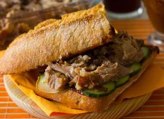 bocata de pulled pork