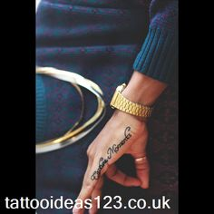 #girly #minimal #cute #tattoo #idea