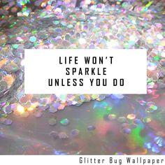 #quoteoftheday #motto #thoughtoftheday #Weekendvibes #glitterwall #glitterwallpaper #love #decor #glitter #wallpaper
