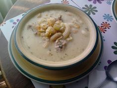 Recetas de comida Boliviana: SOPA DE MANÍ (BOLIVIANA)