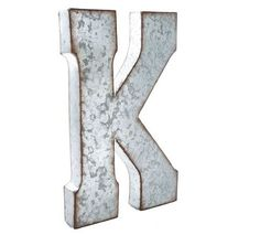 20 Inch Galvanized Metal Letters Galvanized Marquee Lighted Letter  S  Рукоделие  Pinterest