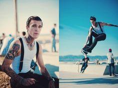 Rockabilly tattoos, skate & lifestyle