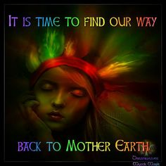 Invalidating mother earth