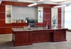 Leonard Executive Desk