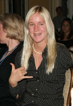 Bethany Hamilton: Celebrities with Braces