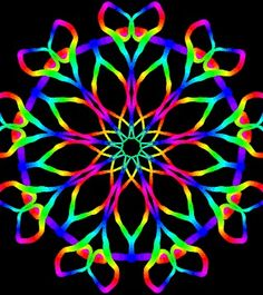 All that matters is love. Simple Mandala, All That Matters, Doodles, Neon Signs, Joy, Wallpapers, Design, Glee, Doodle