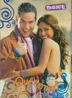 Alfonso Herrera couple