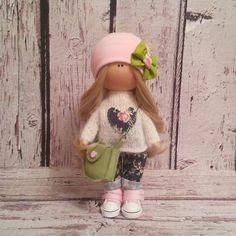 Love doll doll Tilda doll Art doll handmade by AnnKirillartPlace