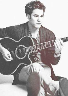 Darren Criss <3 A voice of an angel