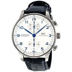 IWC Portuguese Chronograph Automatic Men's Watch IW371446 - Portuguese - IWC - Shop Watches by Brand - Jomashop
