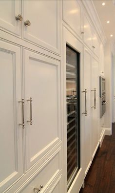 Pantry inspiration- by: Prestige Mouldings Construction; Found on DecorPad.com