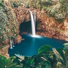 Rainbow Falls located in Hilo, Big Island, Hawaii Photo by Supreme Clientele Travel