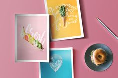 h · graphic & digital designer My Design, Posters, Lettering, Digital, Mini, Poster, Drawing Letters, Billboard, Brush Lettering