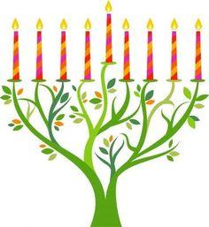 To All My Followers That Celebrates Hanukkah Evening