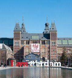Rijksmuseum Amsterdam, the Netherlands