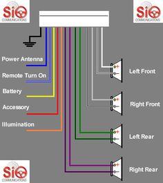 pioneer car stereo wiring colors car tuning 10 10 buchner Pioneer Speaker Wire Color Code new pioneer car stereo wiring diagram old 19 ajk rdb design de u2022 rh 19 ajk