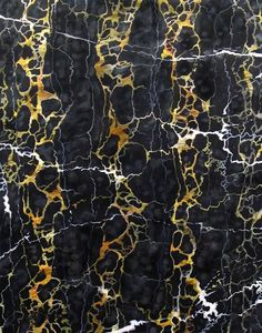 "A portion of this technique could work really well on one of my works on paper....a must try in the studio..!!  DIY instructions to create this gorgeous ""Portor Marble"" faux finish"