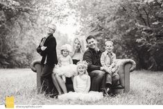 Kansas City Family Session: KC Family Photography Session, Outdoor Family Session, Family Poses