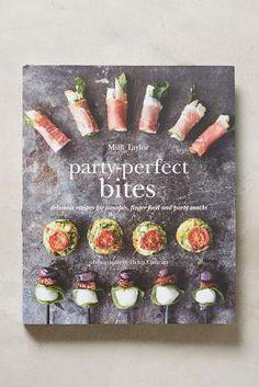 Party-Perfect Bites cookbook