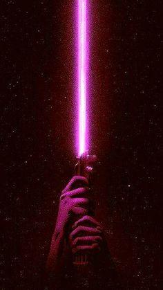 Hot Pink Lightsaber Star Wars Pink Star Wars Light