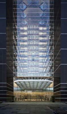 China Diamond Exchange Center | Shanghai, China | Goettsch Partners | photo © 1st Image