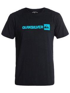 Quiksilver - Maglietta, colletto tondo, manica corta, uomo, Nero (Black), S Quiksilver http://www.amazon.it/dp/B00IE4ILO6/ref=cm_sw_r_pi_dp_tmoWtb1R1GM5AVH4