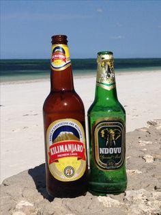 Zanzibar beer Kilimanjaro, Beer Bottle, Places Ive Been, Drinks, Drinking, Beverages, Beer Bottles, Drink, Beverage