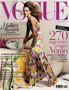 Vogue Portugal #30: Abril de 2005