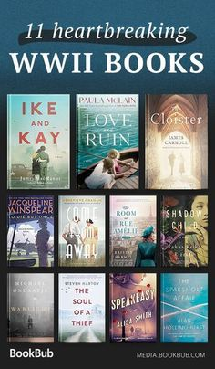 Reading list: heartbreaking WW2 books, including World War 2 historical fiction and novels based on true stories.