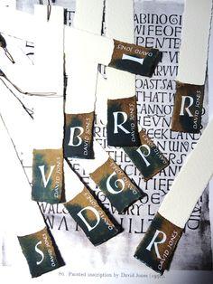 Gemma Black Calligrapher: Townsville & David Jones