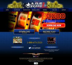 Las Vegas USA Casino is probably the oldest and most respected casino online! Get a $3,000 welcome bonus today!
