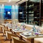 El placer de los sentidos en el Restaurante Arola del Hotel Arts