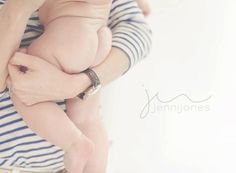 "LearnShootInspire.com ""one a day"" by Jenni Jones Photography on Facebook! #baby #photography"