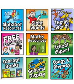 1000+ images about TEACHING RESOURCES K-6 on Pinterest | Student ...