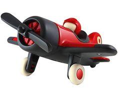 Modellflugzeug Classic Mimmo Aeroplane, rot, L 27 cm
