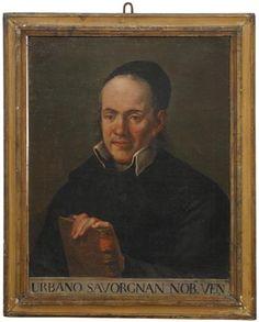Savorgnan, Urbano coin collector from Venice (Bologna) Bologna, Venice, Mona Lisa, Portraits, History, Artwork, Painting, Urban, Historia