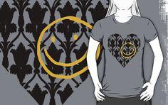 """I love Sherlock"" T-Shirts & Hoodies by cumberqueen | Redbubble"