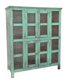 Antique cupboard, large and lovely. Primitive Furniture, Antique Furniture, Painted Furniture, Diy Furniture, Vintage Storage, Vintage Hutch, Jelly Cupboard, Antique Cupboard, Pie Safe