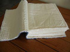 Boro Book Fabric Art Journal