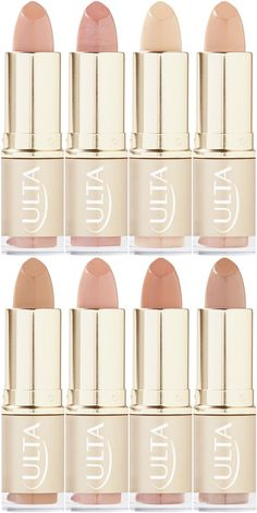 The new Ulta Nude Lipstick Collection for Spring 2015