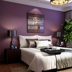 pinstripe plain bedroom gray dark grey living beibehang parede minimalist papel aliexpress