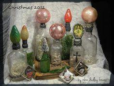 new soldered bottles for xmas 2012