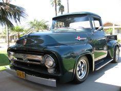 1956 Ford F100.