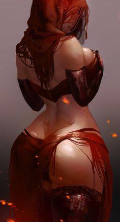 Desert Pyromancer, Dark Souls III