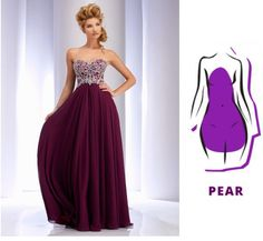 Clarisse 2566 - Perfect Prom Dress for Every Body Type