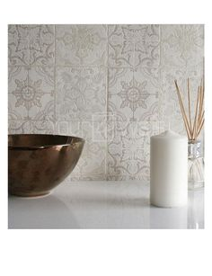 Details About U0027Moroccan Tileu0027 Geometric Tile Effect Wallpaper In Grey,  Beige, Cream White